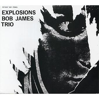 Bob James Trio - Explosions [CD] USA import