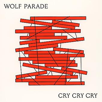Wolf Parade - Cry Cry Cry [Vinyl] USA import