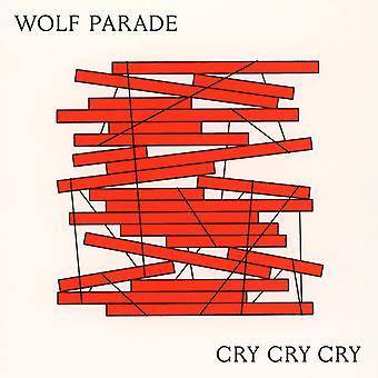 Wolf Parade - Cry Cry Cry [vinil] EUA importar