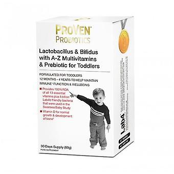 ProVen Probiotics Lactobacillius & bifidus for Toddlers 60g (PR03)