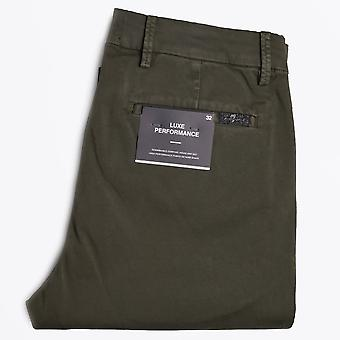 7 For All Mankind - Slimmy Luxe Performance Chinos - Avocado