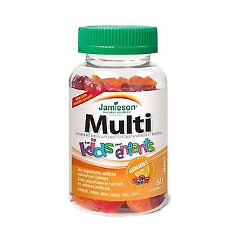 Kids Multi Gummies 60 units
