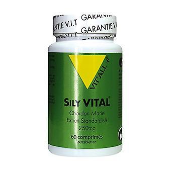 Sily Vital 250mg 60 tablets of 250mg