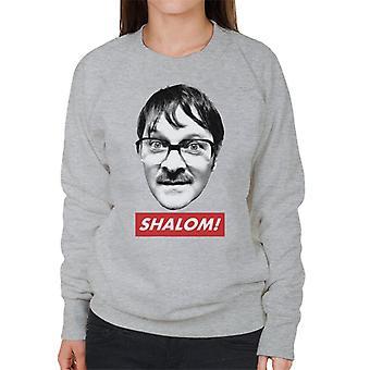 Friday Night Dinner Jim Shalom Women's Sweatshirt