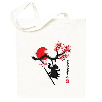 Dragon Ball Z Goku Affe König Japan Totebag