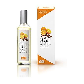 Profumi Casa Citrinos Spices Spray air freshener 100 ml