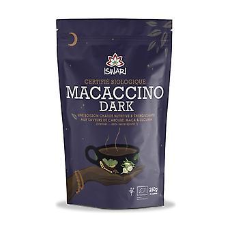 Macaccino Dark - BIO - 250g 250 g of powder