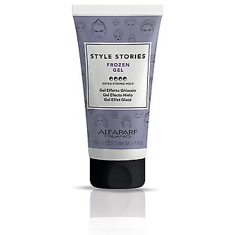 Alfaparf Style Stories Frozen Gel 150 Ml für Frauen