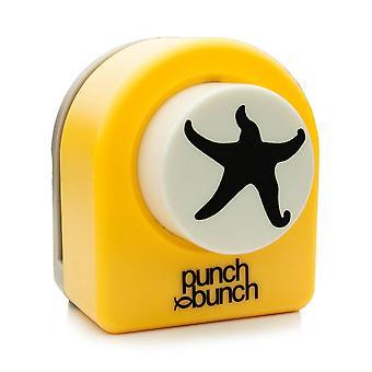 Punch Bunch Stor Punch - Sjöstjärna