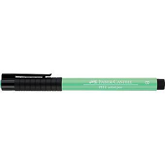 فابر كاستيل الحبر الهندي الفنان القلم فرشاة 162 ضوء فثالو الأخضر