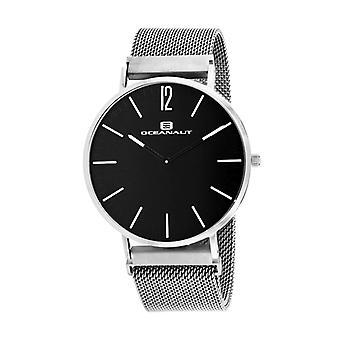 Oc0101, Oceanaut Men'S Magnete - Noir - Quartz Watch