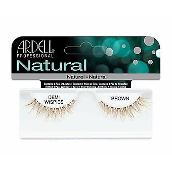 Ardell Natural Invisiband False Lashes - Demi Wispies 100% Genuine Fake Gene