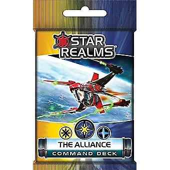 Star Realms The Alliance Command Deck Expansion Pack