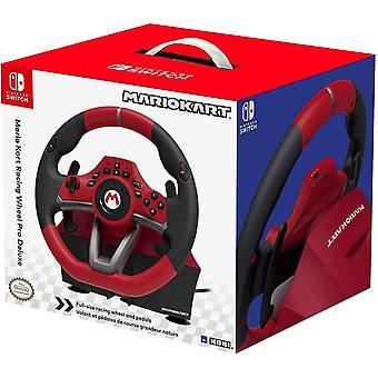 Hori Mario Kart Racing Wheel Pro Deluxe Switch