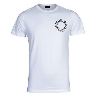 Diesel T-Diego A12 White T-Shirt