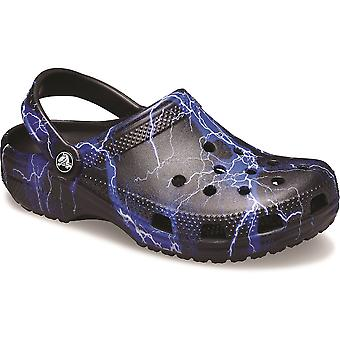 Crocs Mens Out of this World Classic Lightweight Clogs