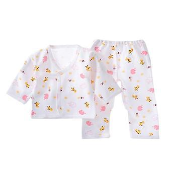 ملابس نوم ملابس داخلية قطنية للأطفال للبنين للبنات