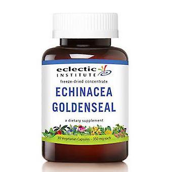 Eclectic Institute Inc Echinacea Goldenseal Kylmäjäädytys Kuivattu Orgaaninen, 50 Korkkia