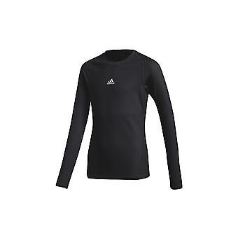 Adidas Alphaskin Y CW7324 eğitim tüm yıl erkek t-shirt