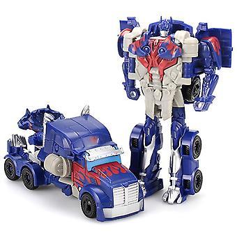 12cm transformasjon robot kit