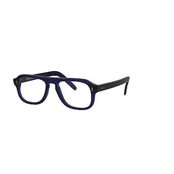 Cutler and Gross 0822 as seen in Kingsman MCNB Matte Classic Navy Blue Glasses
