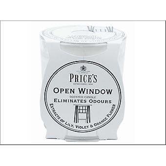 Prices Scented Candle Jar Open Window FR500616