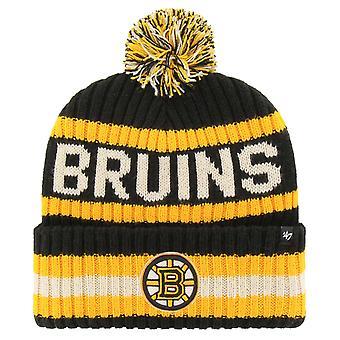 47 Brand Beanie Winter Hat - BERING Boston Bruins