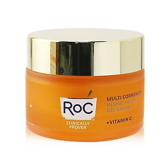 ROC Multi Correxion Revive + Glow Gel Cream 48g/1.7oz