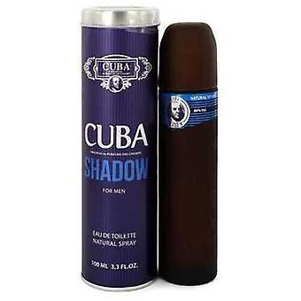 Cuba Shadow Af Fragluxe Eau De Toilette Spray 3,3 Oz (mænd) V728-550692