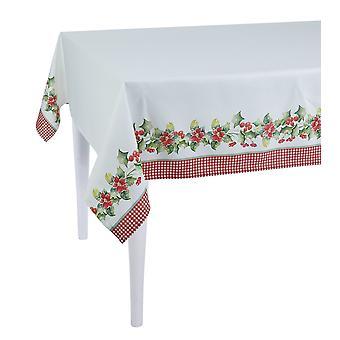 Merry Navidad impreso mantel decorativo