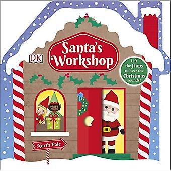 Santa's Workshop [Board book]