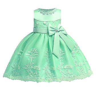 Wedding Party Princess Sleevless Dress For Baby