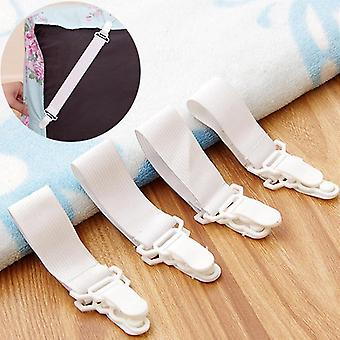 Bed Sheet Mattress Blankets Elastic Holder, Fastener Gripper Clip Tools, Home