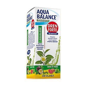 Aqua Balance Rassodan Dren Strong Green Tea + Aqualoss flavor 500 ml
