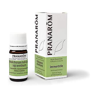 Immortelle chemotyped essential oil - flowering top 10 ml of essential oil