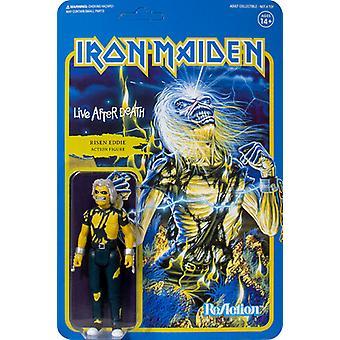 Iron Maiden Reaction Live After Death (Album Art) USA import