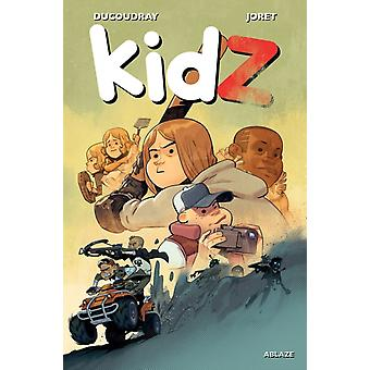 KidZ Vol 1 by DUCOUDRAY & AURELIEN