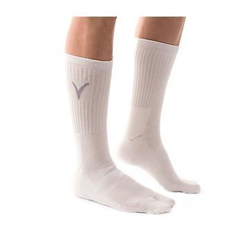 Chaussettes athletic flip-flop mi-mollet