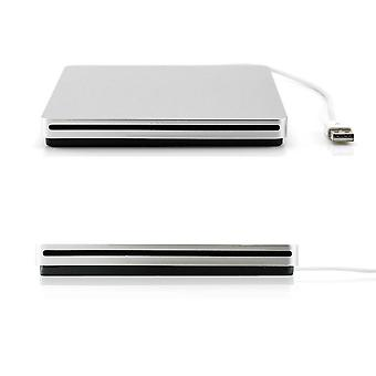 Usb 3.0 Slot Load Drive External Dvd Player Cd/dvd Rw Burner Writer Recorder