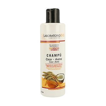 Coconut and Oatmeal Damaged Hair Regenerator Shampoo 250 ml