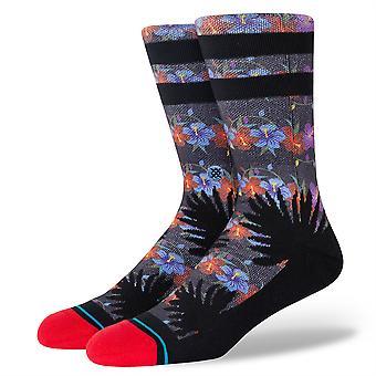 Stance Men's Socks ~ Island Lights black