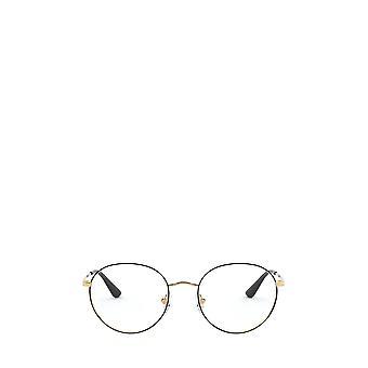 Vogue VO4177 haut noir / or lunettes féminines