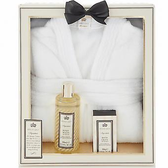 Style & Grace Signature Pamper Me Robe Set