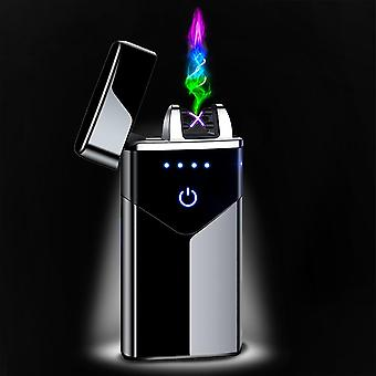 Dual Arc Electronic Lighter Touch Fire oplaadbare plasma sigaret