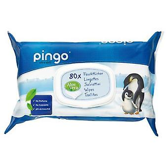 Pingo Ecological Towels without Perfume 80 units