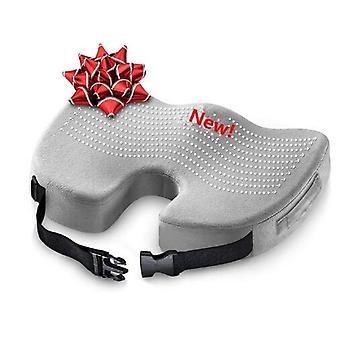 High Quality Memory Foam Non-slip Pad Car Seat Booster Cushions