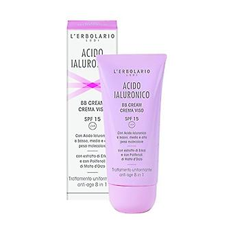 BB Cream Face Hyaluronic Acid 40 ml