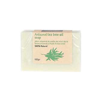 Hand Soap Artisanal Tea Tree Oil Arganour (100 g)