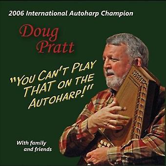 Doug Pratt - se que no se puede jugar en el Autoharp! [CD] USA importación