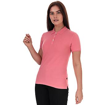 Women's Henri Lloyd Polo Shirt in Pink